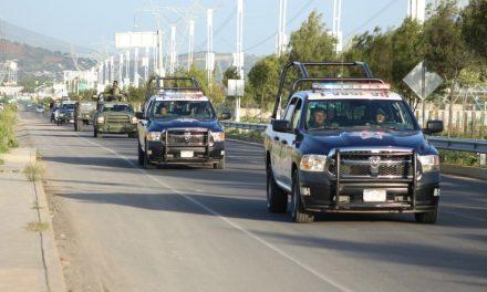 Reforzarán medidas policiacas en Tizayuca