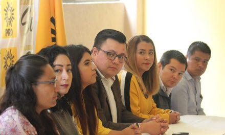 Representante del PRD acusa «favoritismo» en el IEEH