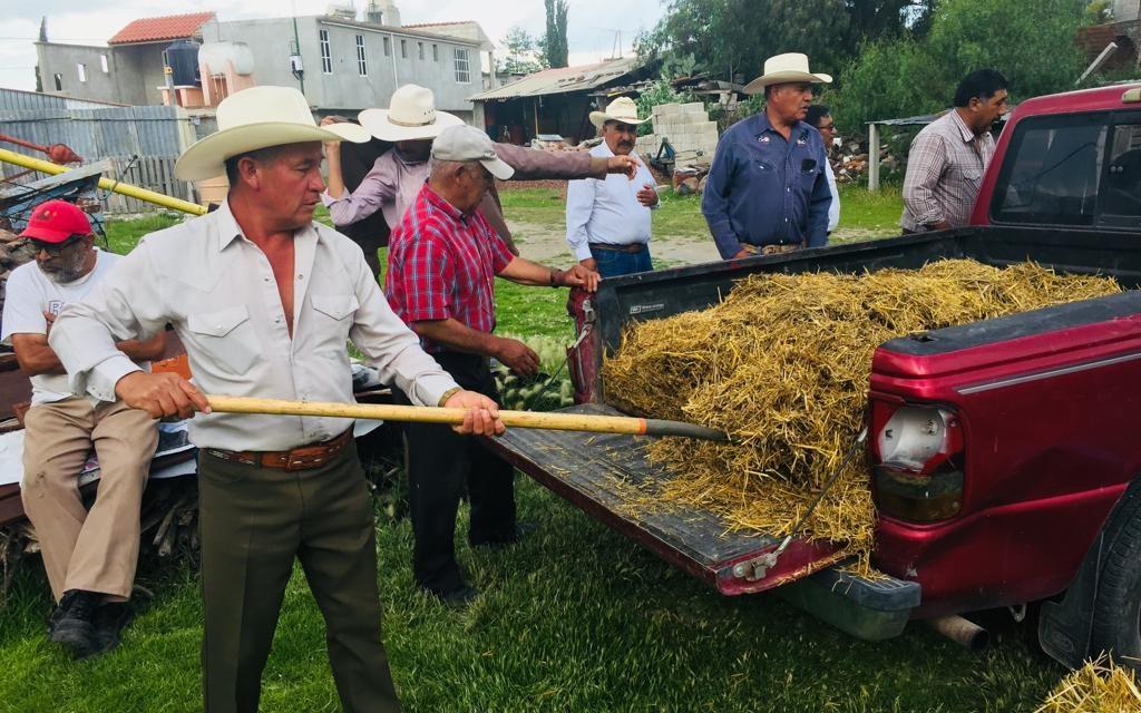 Productores de Tolcayuca y Zapotlán buscan mejorar sus siembras