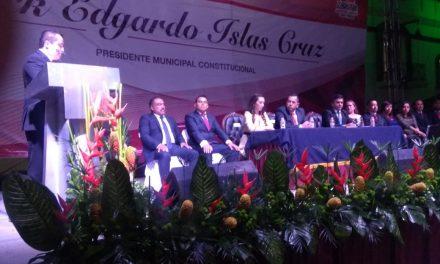 Se emplearon 60 mdp en obra pública en Zapotlán