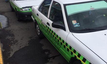 Taxistas de Pachuca no descartan emplear App para dar servicio
