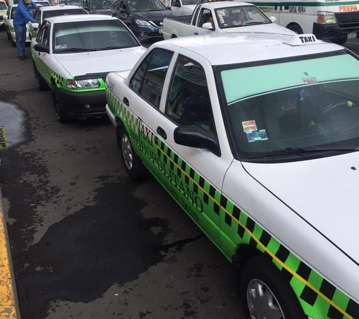 Costo de taxi de la Feria al Centro debe ser de 50 pesos
