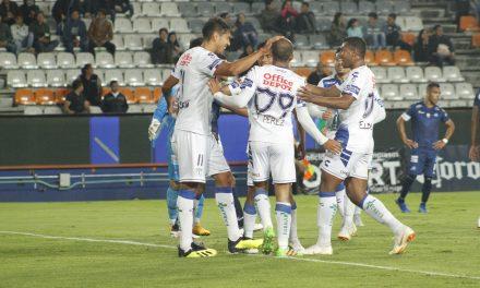 Pachuca avanza a Octavos en la Copa MX