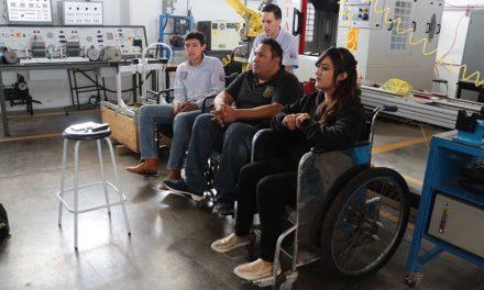 En UPP desarrollan silla de ruedas comandada por ondas cerebrales