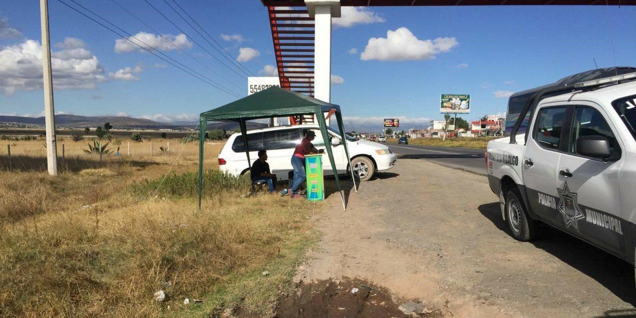 Defraudadores ofrecen terrenos irregulares en Tolcayuca