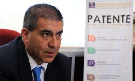 4 patentes de la UPP han ingresado al Centro de Patentamiento de Hidalgo
