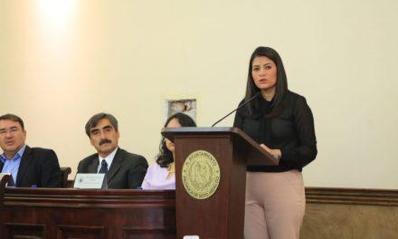 Regidora de Pachuca pide aplicación de recursos en tiempo y forma