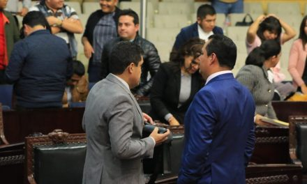 Morenistas vuelven al berriche y abandonan Congreso