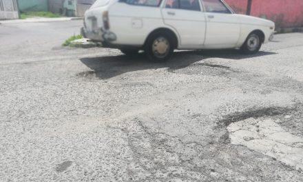 Se atiende problemática de baches: Ayuntamiento de Mineral de la Reforma