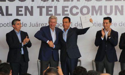 Arranca programa «Hidalgo por la Cobertura en Telecomunicaciones»