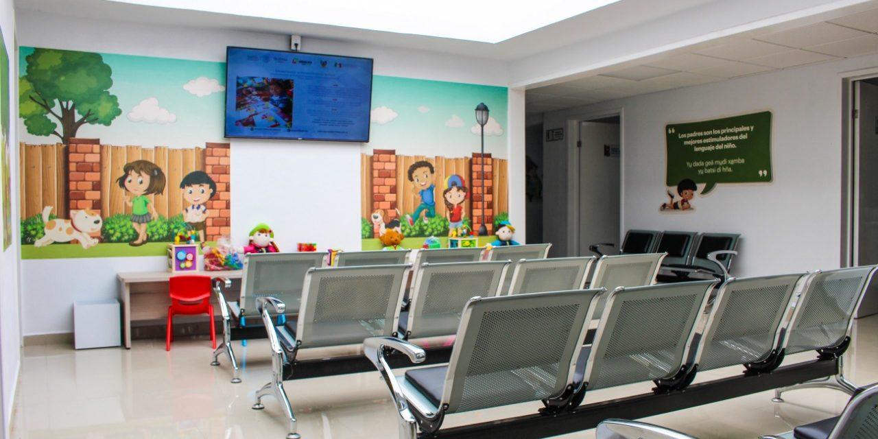 Abrirán Centro de Desarrollo Infantil en la Otomí-Tepehua