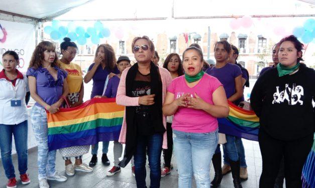 Organización Transgénero exige una Ley de Identidad