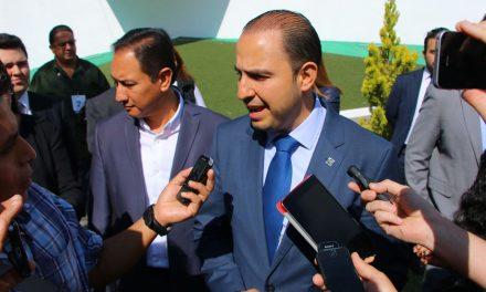 Marko Cortés, aspirante a presidente del PAN reconoce errores del partido