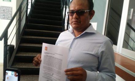 Expulsión de Aparicio Barrios del PT está en proceso