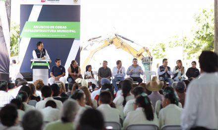 Gobierno estatal invertirá 25 mdp para obras en Progreso de Obregón