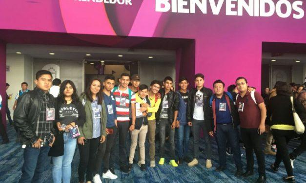 Estudiantes de la UPE asistieron a la Semana del Emprendedor en CDMX