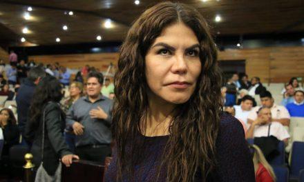 PRI deberá respetar decisión del TEPJH: Mayka Eguiluz