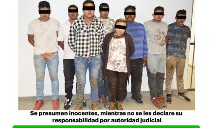 Ocho detenidos tras enfrentamiento en Cuautepec