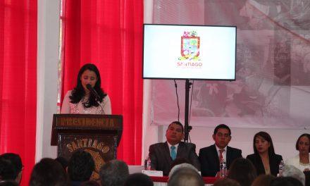 Rendirán homenaje a regidora en informe de Santiago Tulantepec