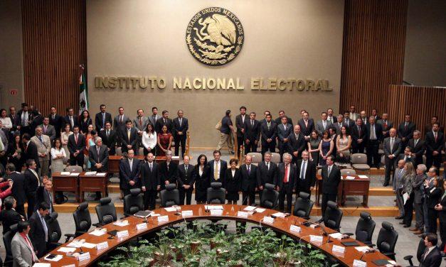 PES y PNA buscarán revertir acuerdo del INE en tribunales
