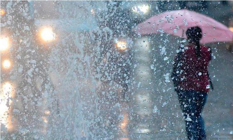 Prevén lluvias de fuertes a muy fuertes en el estado
