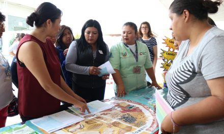 En Tizayuca implementan programa de prevención de obesidad