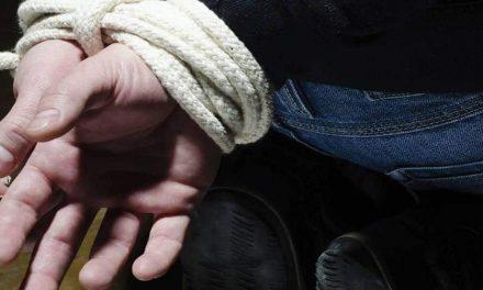 Van 19 secuestros en el estado en este año