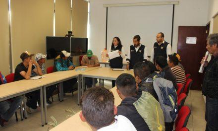 STPSH colocó a 100 hidalguenses en programa de movilidad laboral