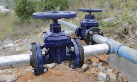 Se  aplicaron 198 mdp en redes de agua potable