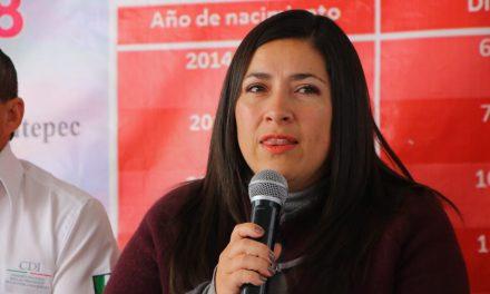 Alcaldesa de Cuautepec reconoce déficit de policías en su municipio