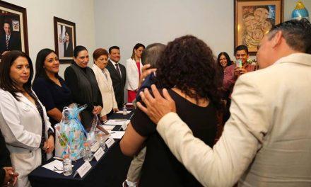 Hidalgo, líder en adopción de niños mayores de 6 años