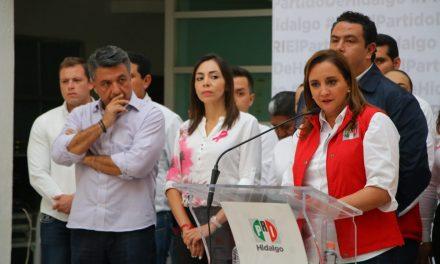 Ruíz Massieu rechazó que exista proceso en contra de Francisco Olvera
