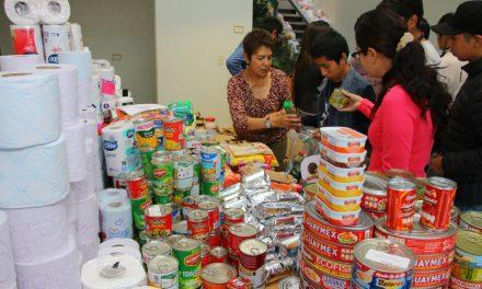 UAEH entregará despensas a damnificados de Sonora y Sinaloa