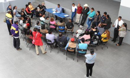 Tolcayuca inicia programa para regularizar establecimientos