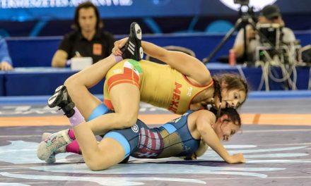 Romero quiere hacer historia en Campeonato Mundial Senior