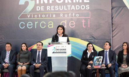 Acciones de salud e inclusión se destacaron en el Informe del DIF estatal