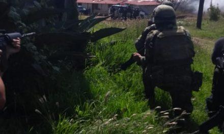 Reportan 4 muertos en enfrentamiento de Texcoco