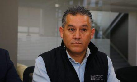 Amado Cazares afirma que dejó al PAN con finanzas sanas