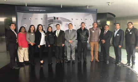 Alcaldes de Villa de Tezontepec y Zapotlán, piden apoyo a Menchaca