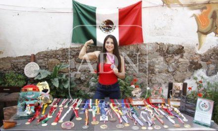 Ale Romero busca apoyo económico para Mundial Sub 23