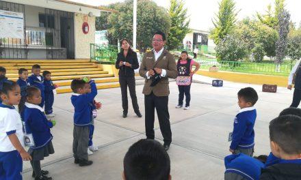 Semarnath impulsa proyectos ecológicos en escuelas