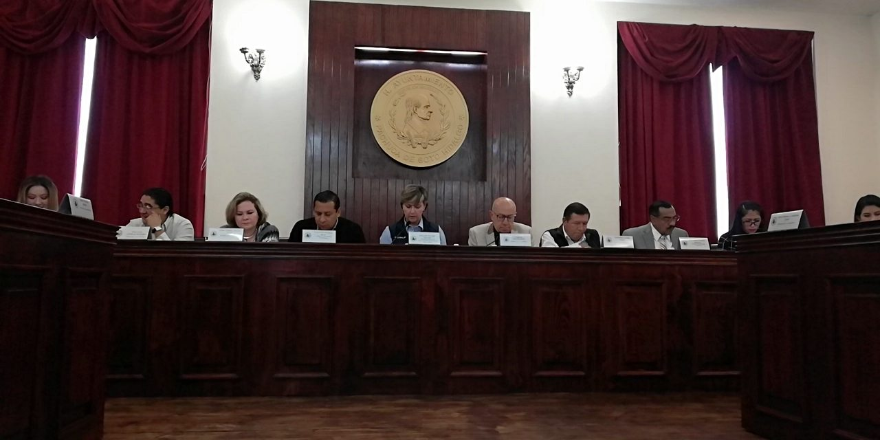 Aprueban comité con participación ciudadana para tema de Parquímetros