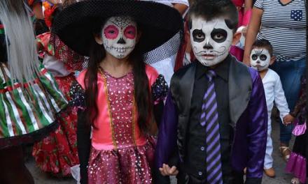 Invitan al primer desfile de día de muertos de Pachuquilla