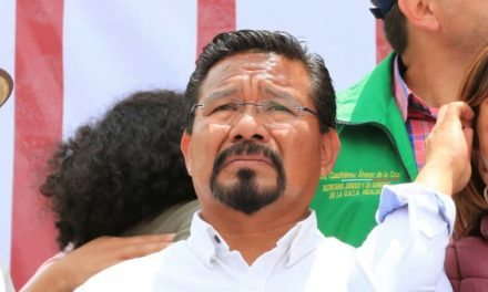 Pobladores de Ixmiquilpan acusan al diputado Cipriano Charrez por amenazas