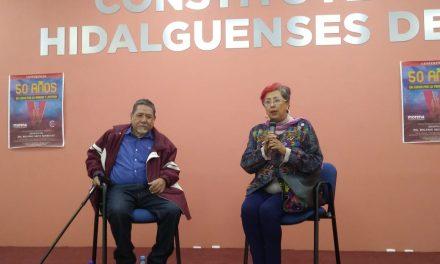 Realizan conferencia por los 50 años de la matanza de Tlatelolco