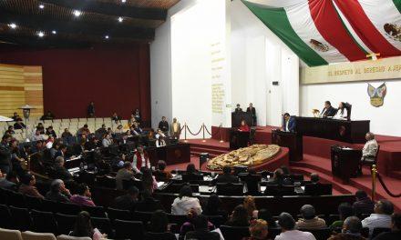 Diputados exhortan a la PGJEH acelerar investigación del caso Charrez