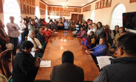 Habitantes de Tolcayuca exponen anomalías en transporte público