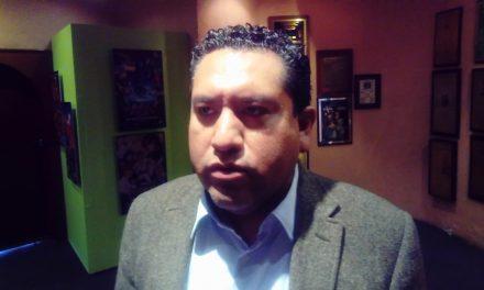 Secretario de cultura de Hidalgo buscará apoyo de Sergio Mayer