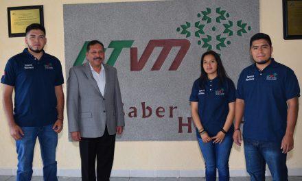 Tres hidalguenses participarán en Torneo de Robótica de Colombia