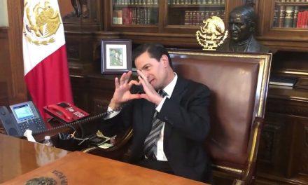 EPN habla con Trump y Trudeau por acuerdo comercial